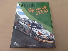PORSCHE SPORT 2004 ULRICH UPIETZ  RARE BOOK GOOD CONDITION.
