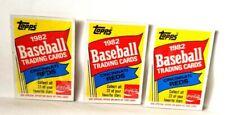 Mint ! 1982 Enjoy Coca Cola, 3 Sets Topps Baseball, Cincinnati Red's Cards