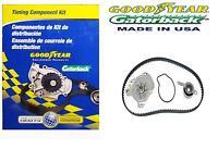 *NEW* High Preformance Goodyear GTKWP224 Engine Water Pump Kit