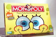 Monopoly Spongebob Squarepants Edition 2005 COMPLETE (read description)