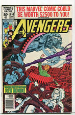The Avengers #199 NM  The Maddness Within Red Ronin  Marvel Comics CBX20