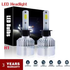 LED Headlight Kit H1 6000K White Bulb Low Beam COB 1400W for ACURA RSX 2002-2006