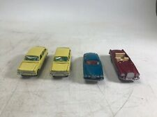 Lone Star Road-Master Flyers Super Cars Jaguar Mk X 2 ford zodiac 1 flawed rolls