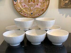 Villeroy & Boch Cellini Rice Bowls Set of 8
