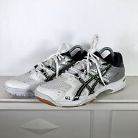 ASICS Gel-Rocket 6 Flash White Volleyball Shoes B207J Trainers UK 7, EU 41.5