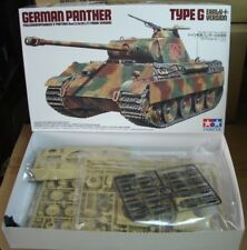 35170 Panther Type G Early Version Tamiya 1/35 model kit