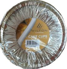 Wilton Catering Foil Cake Cups (81mm x 18mm) 400 Pack