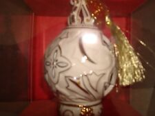 Lenox 2017 Annual Ornament 6.2 Inches Tall 869902