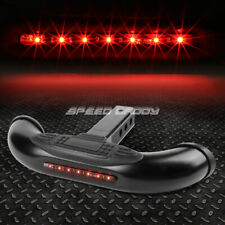 "1.25/2""Receiver Black Trailer Towing Tailgate/Hitch Cover Led Rear Step Bar"
