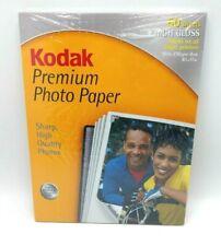 Kodak Premium Paper High Gloss 8.5 x 11 (50 Sheet) Inkjet Paper 1096023