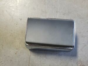 NOS Rear Ashtray 1960 1964 Ford Galaxie Falcon Seat Back 1961 1962 1963 1957 58