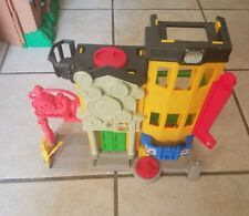 Fisher Price Imaginext RESCUE CITY CENTER  BANK Playset