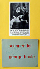 MEGS JENKINS - AUTOGRAPH - ENGLISH CHARACTER ACTRESS - OLIVER!