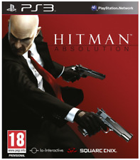 PS3 - Hitman Absolution **New & Sealed** Official UK Stock