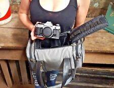 Vintage Canon Ae-1 35mm Slr Film Camera Bundle 2 Lens - Accessories & Case