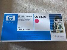 6 Toner Set HP CP3505N CP3505X CP3505DN 501A,503A:Q6470A Q7581A-Q7583A FREE SHIP