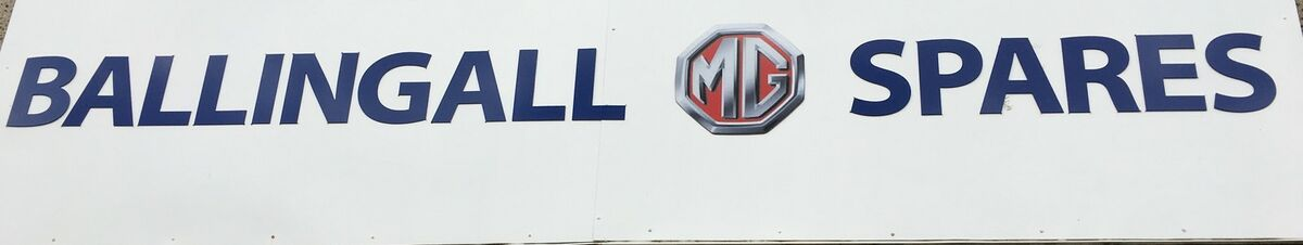 Ballingall MG Spares