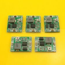5 pcs Mini 3A DC-DC Converter Adjustable Step down Power Supply Module