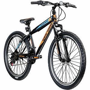"""Jugendfahrrad 26 Zoll Mountainbike Fahrrad 26"""" Geroni Magnum Hardtai MTB Jugend"""