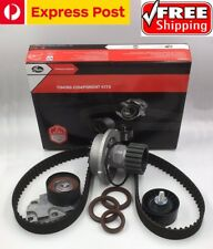 Gates Timing Belt Kit and Water Pump Holden Barina TK F16D3 1.6L 2005-2011