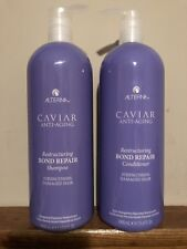 Shampoo & Conditioner 33.8 Liter Set Duo - Alterna Caviar Bond Repair