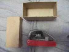 Vtg White Zigzagger Zigzag Sewing Machine Attachment + Storage Case