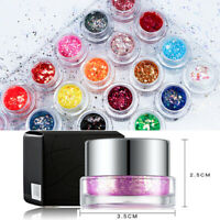 Eye Shadow Glitter Sequins Makeup Shimmer Eyeshadow Lip Eye Body Cosmetic Tools