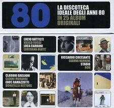 CD musicali musica italiana Anni'80