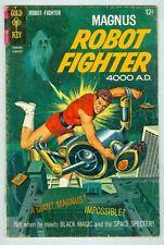 Magnus Robot Fighter 4000 A.D. #21 February 1968 VG