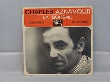 Charles Aznavour – La Bohême                  Barclay – 70879 M