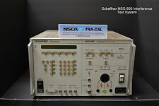 Schaffner NSG 600 (w/603A; 622; 625) - IN STOCK