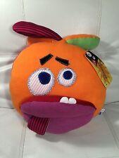 "Manhattan Toy 2009 The Kreechers Beatrice Monster Pillow Plush Toy NWT! 22"""