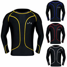 Base Layers Running Activewear for Men with Compression