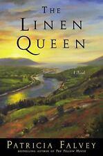 The Linen Queen by Patricia Falvey (2011, Hardcover)