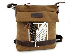 Attack on Titan Umhängetasche Schulter Tasche Messenger Bag Cosplay Eren Levi