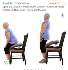 The Automatic Assisted Lift Seat Chair Cushion