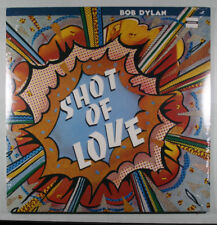 BOB DYLAN Shot of Love SEALED VINYL ALBUM/2017 COLUMBIA RECORDS REISSUE PRESSING