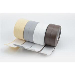 New Self Adhesive Waterproof Anti-moisture PVC Tape Wall Corner Caulk Sticker
