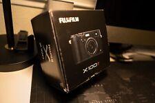 Fujifilm Fuji X100T - Black with Premium accessories