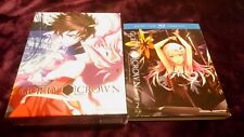 Guilty Crown: Part 1 and 2 LIMITED EDITION (Blu-ray/DVD, 2013) REGION 1