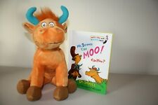 Dr Seuss Mr. Brown Can Moo Can You Book Kohls Cares For Kids Plush Cow