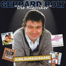 GERHARD POLT - CD - DIE KLASSIKER - Jubiläumsausgabe