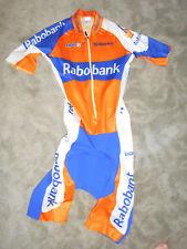Rareza agu team rabobank Giant Aero Mesh skinsuit/tiempo traje de conducción
