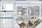 Sweet Home 3D CAD Software Interior Design Suite Windows/Mac Install Disc