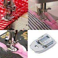 Reißverschluss Fuß Verdeckt für fasst alle Nähmaschinen Niedriger Sockel K9 C1O2