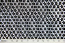 3mm Hole-5mm Pitch-1mm Thickness SS304-Perforated Mesh Sheet -300 x 400mm Sheet