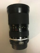 Nikon 25-50mm f/4 Ai Manual Zoom Lens