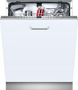 Neff S513G60X0E N50 Vollintegrierter Geschirrspüler, 60cm breit, 12 Maßgedecke,