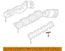 Infiniti NISSAN OEM 06-10 M45 Exhaust Manifold-Exhaust Manifold Stud 14064JG30A