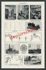 Reichspost Telegraphie Fernrohrpost Siemens Morse Fernmeldewesen Elektronik 1935